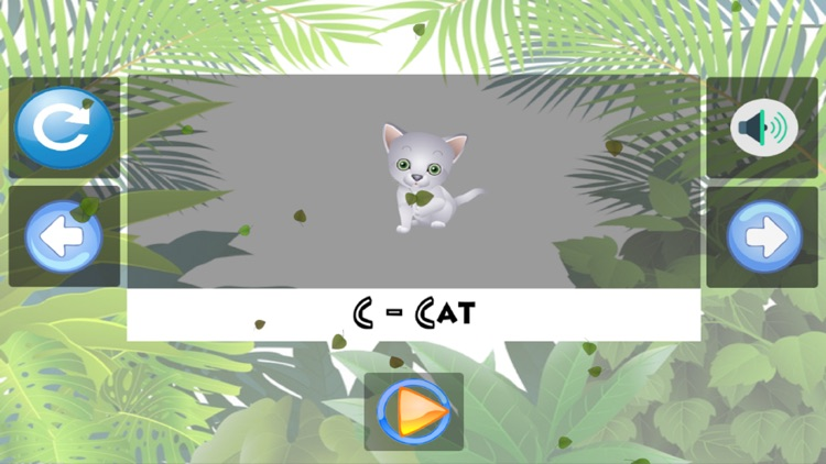 A to Z Kids Animals Learning