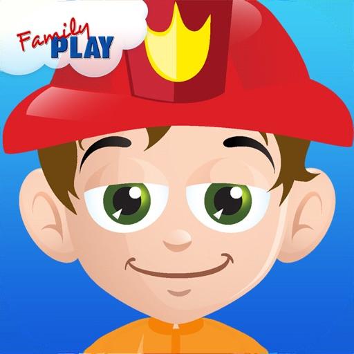 Fireman Toddler Games