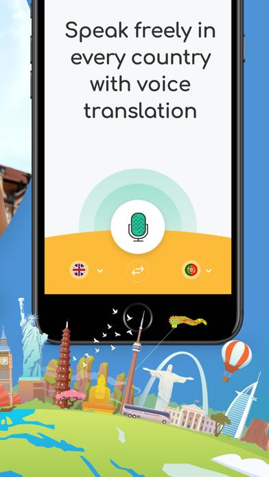 Transliter: Travel Assistant Screenshot