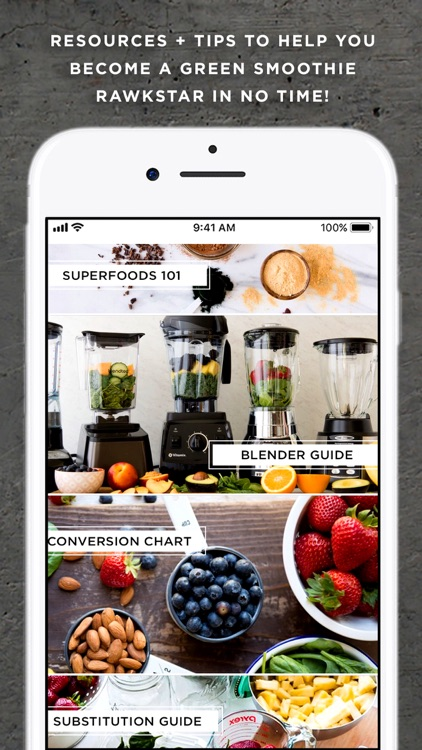 Daily Blends Recipes screenshot-3