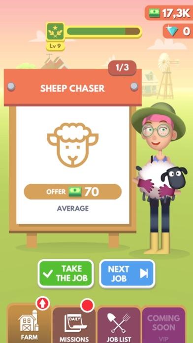 Farmer Hero 3D: Farming Games screenshot 6