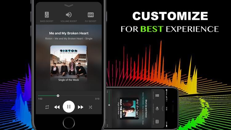 Bass Booster + screenshot-3