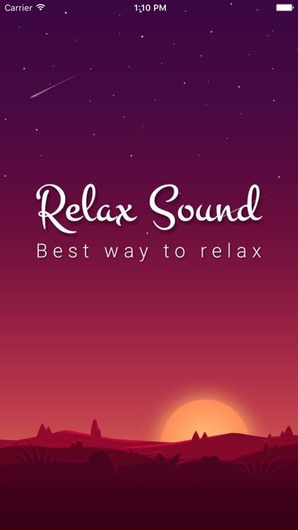 Relaxing Music - Meditation screenshot-3