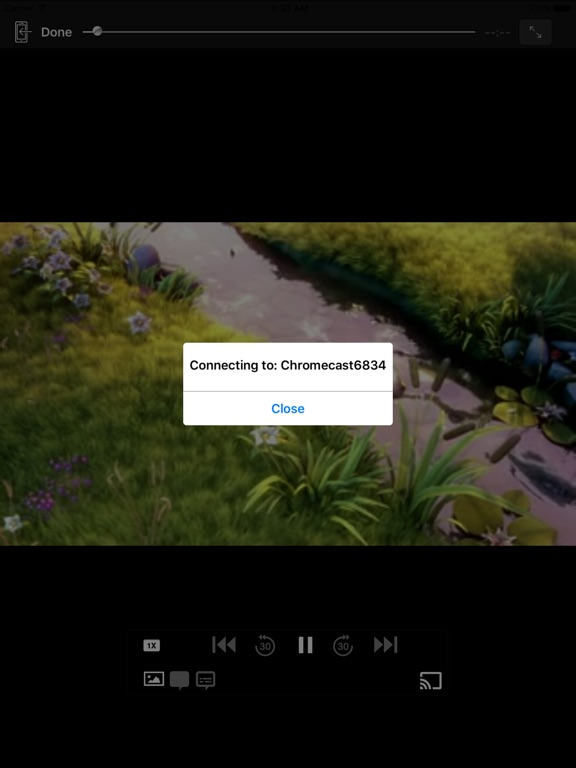 Rocket Video Cast | Chromecast Screenshots