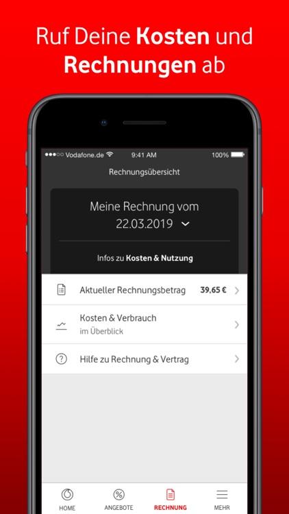 MeinVodafone screenshot-5