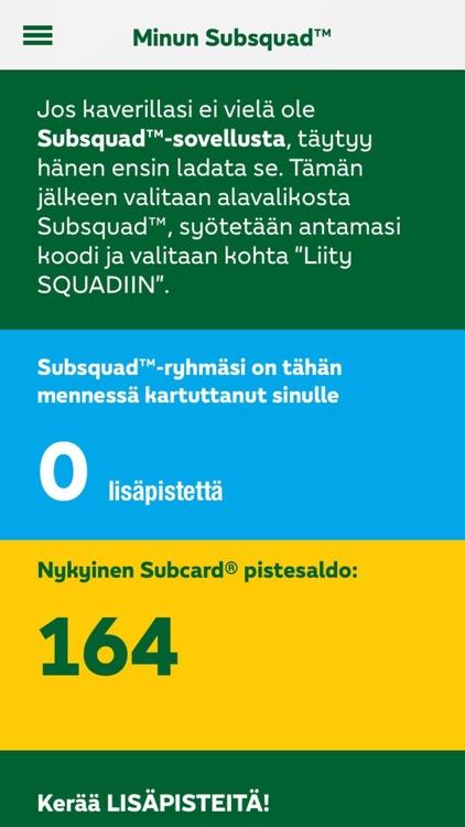 SUBCARD™ Suomi
