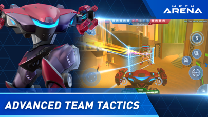 Mech Arena: Robot Showdown screenshot 3
