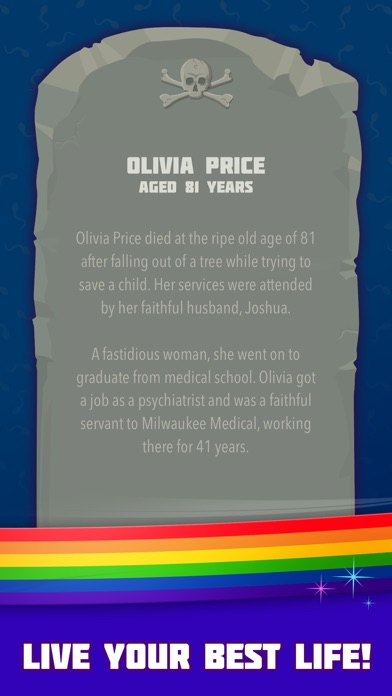 Screenshot for BitLife - Life Simulator in Qatar App Store