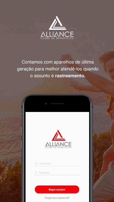 Alliance CB screenshot 1