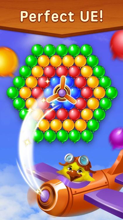 Bubble Shooter Balloon Fly screenshot-3