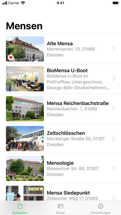 Mensa Dresden