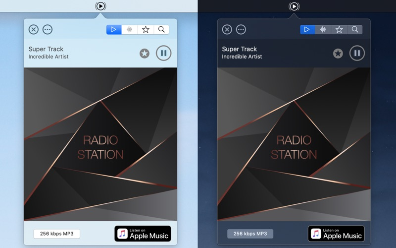 Radio - FM/AM Internet for Mac