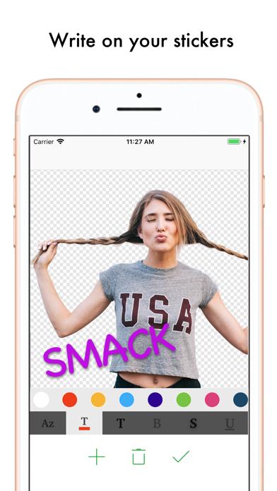 Screenshot for Top Sticker Maker Studio Memes in Philippines App Store