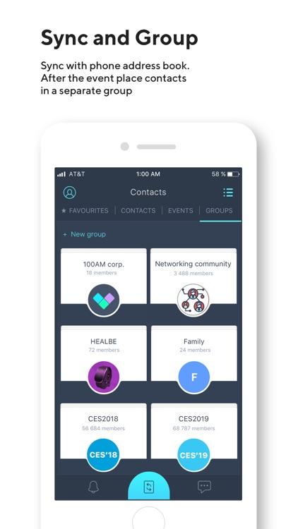 100AM Business Networking screenshot-3