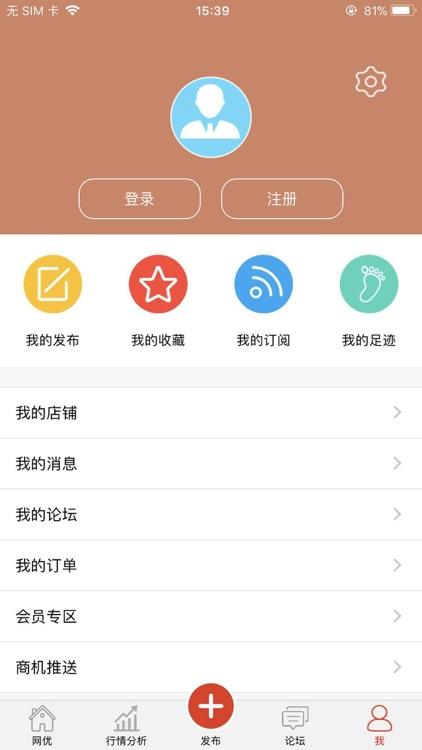 网优二手网 screenshot-5