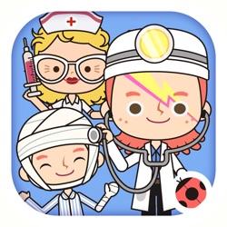 米加小镇: 医院-早教益智教育游戏