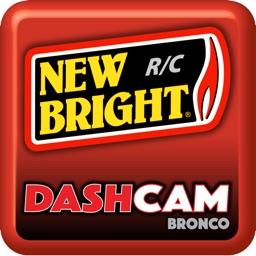 New Bright DashCam Bronco