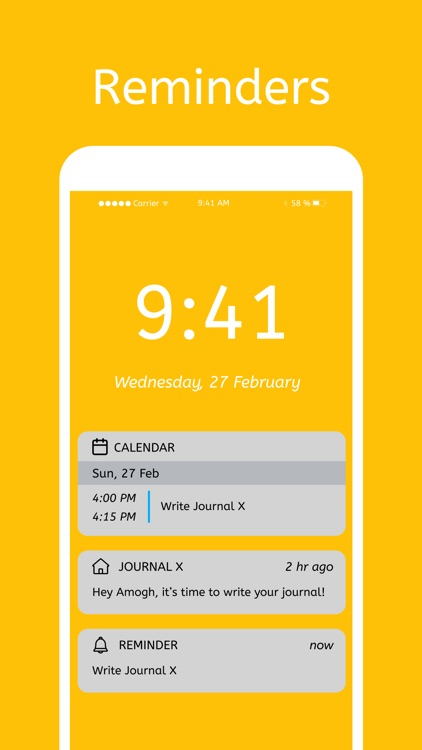 Journal X: My Daily Journaling screenshot-5