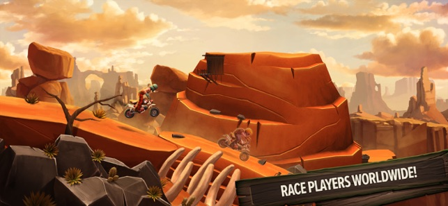 Trials Frontier on the App Store
