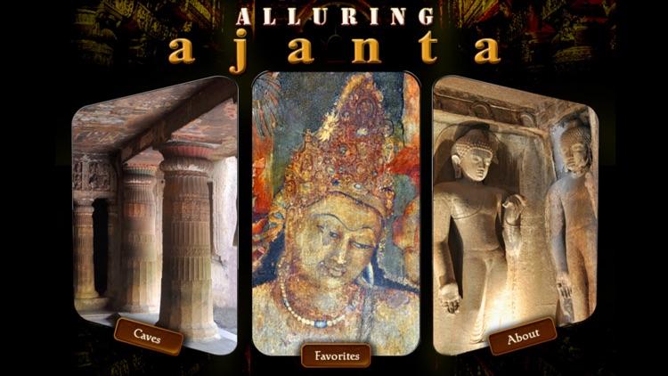 Alluring Ajanta
