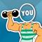 App Icon for FACEinHOLE® App in Denmark IOS App Store