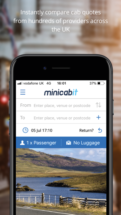 minicabit: UK Taxi & Transfers