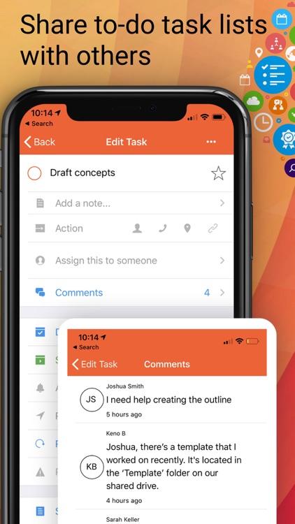 Todo Cloud: Task List Tracker screenshot-7