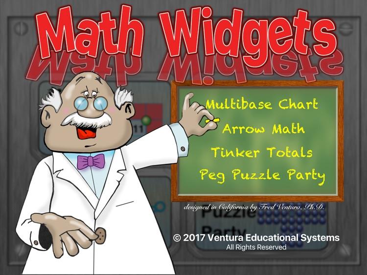 Math Widgets II