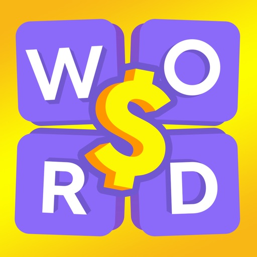 Words Luck: Search, Spin & Win Icon