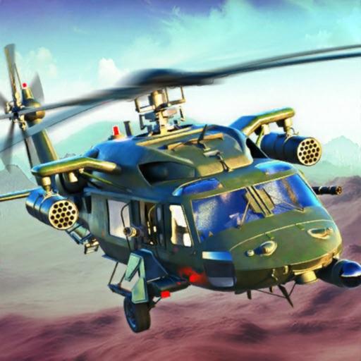 Gunship Helicopter War