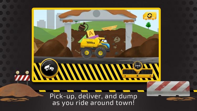 Tonka: Trucks Around Town screenshot-0