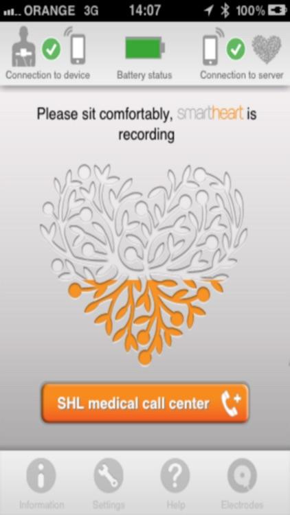 Smartheart Call screenshot-3
