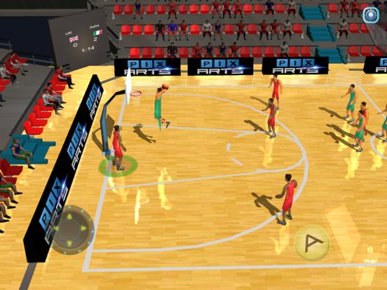 Slam & Dunk Basketball screenshot 5