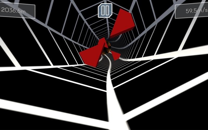 Infinite Tunnel Rush 3D for Mac