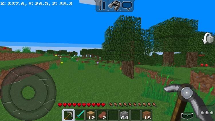 MultiCraft ― Build and Mine! screenshot-8