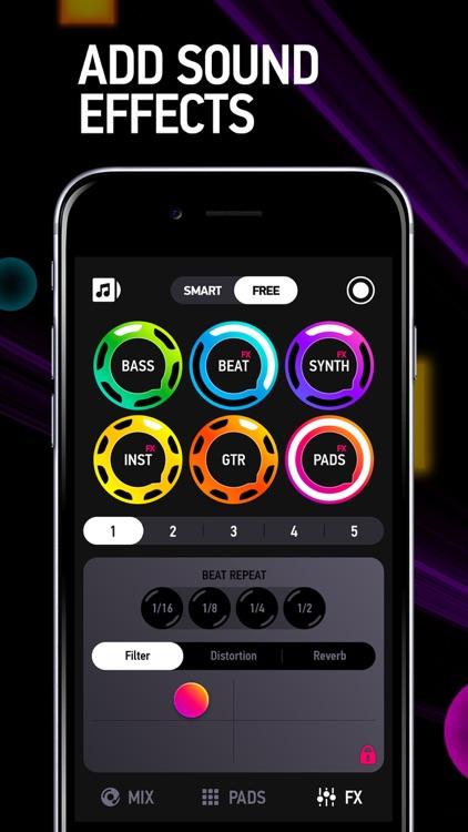 Rotorbeat - Music & Beat Maker screenshot-3