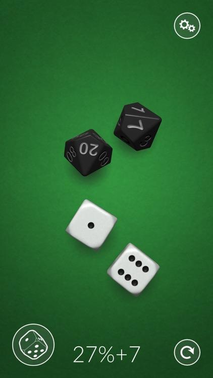 Dice Bag - 3D dice screenshot-6