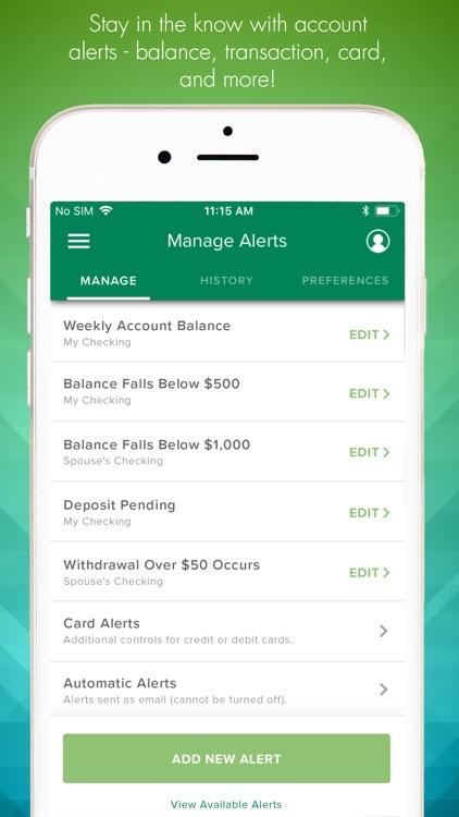 Central Bank - Mobile screenshot-8