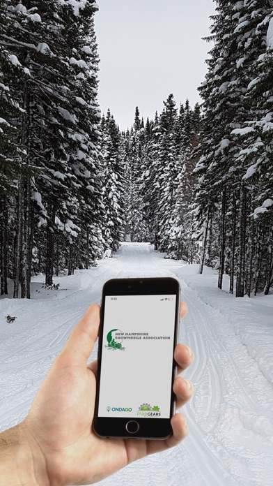 NH Snowmobile Trails 2020 screenshot 1