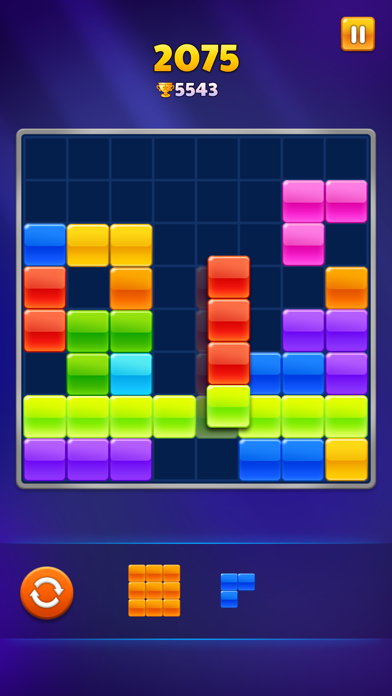Perfect Block Puzzle screenshot 2