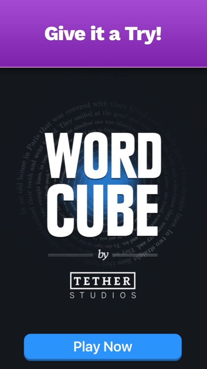 Word Cube: Best Brain Puzzle screenshot-4