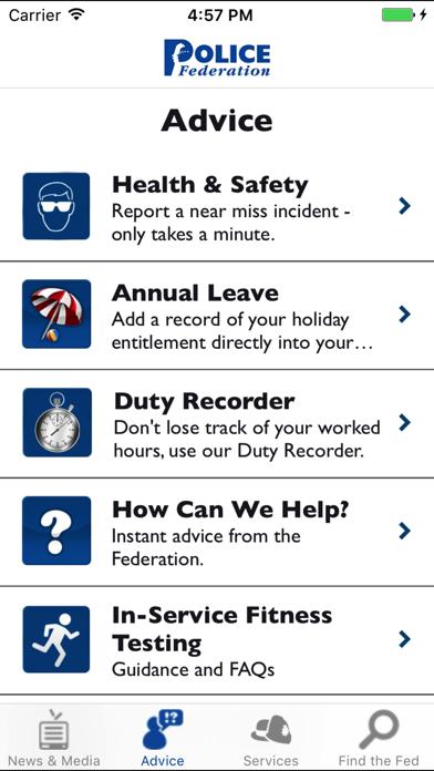 Police Federation - PFEW screenshot four