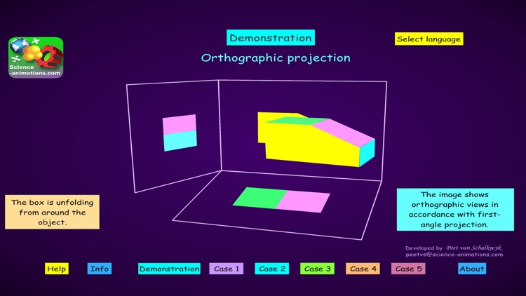 Orthographic Projections screenshot-4