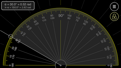 Millimeter Pro on-screen ruler Screenshots