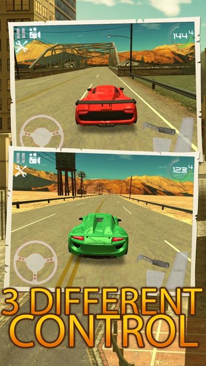 City Traffic Car Simulator screenshot-4