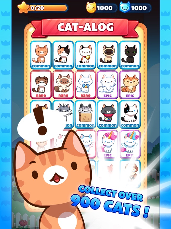 Cat Game - The Cats Collector! screenshot 8