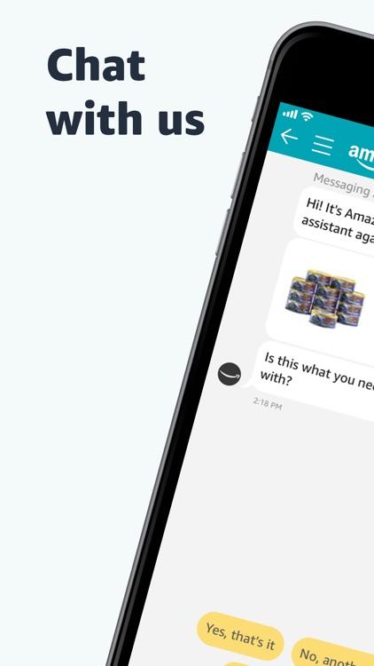 Amazon - Shopping made easy screenshot-8