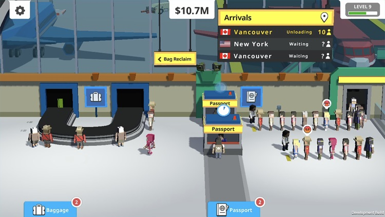 Idle Tap Airport screenshot-2
