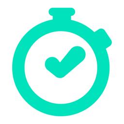 Ícone do app TimeTag - Track Your Time