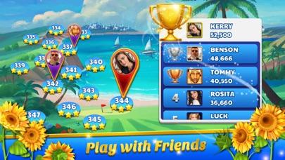 Golf Solitaire Tournament screenshot four